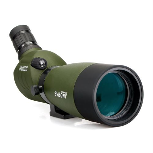 SV14 FMC 20-60x60mm Zoom Spotting Scope
